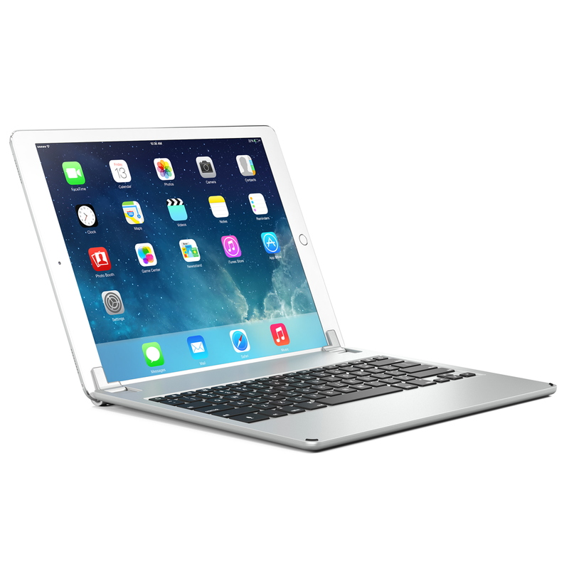 Brydge 12.9 for iPad Pro 12.9 in Silver sam