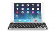 Brydge 7.9 for iPad Mini4 - Silver (1)
