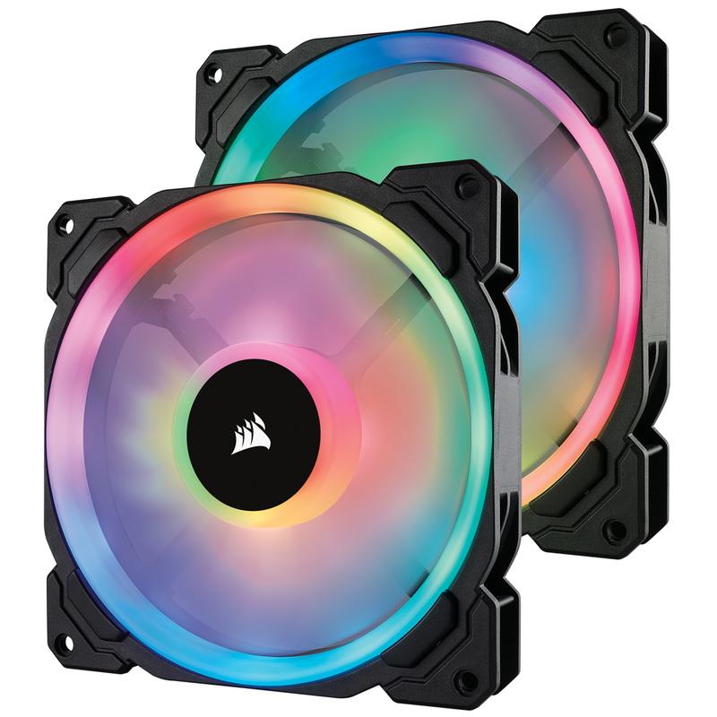 LL140 RGB 2 Fan Con (1)
