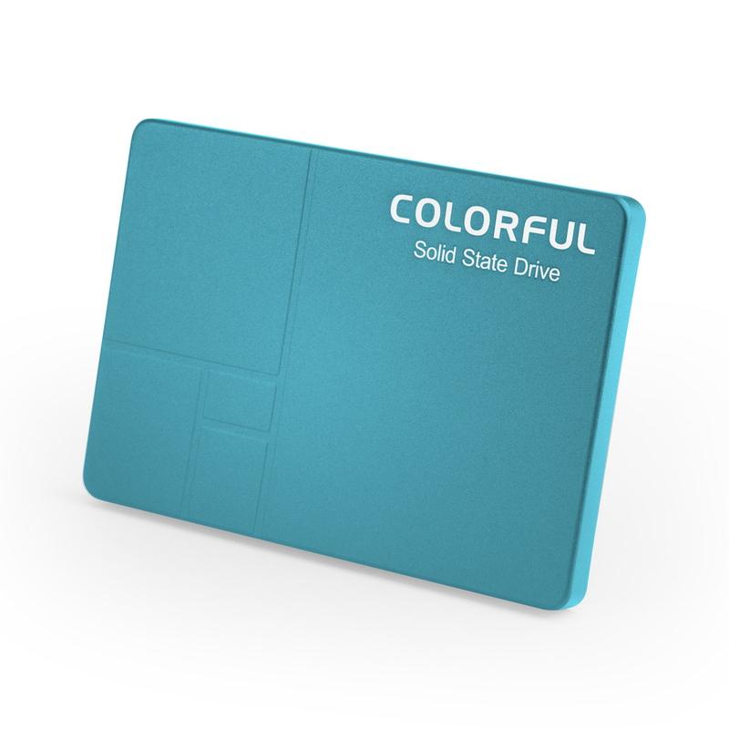 SL500 640GB BLUE L.E. sam