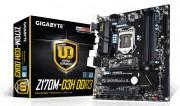 GA-Z170M-D3H DDR3